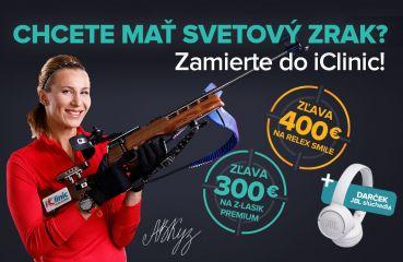 Jesenná akcia na Relex Smile 3D a Z-Lasik Premium
