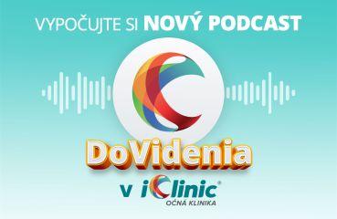 Vypočujte si nový podcast: DoVidenia v iClinic