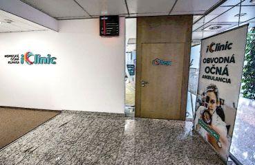 Deň na očnej klinike iClinic