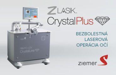 Femtosekundový laser ZIEMER FEMTO LDV Crystal Line