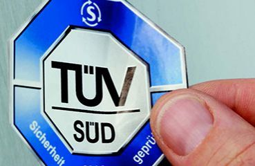 Naša klinika je držiteľom TÜV certifikátu kvality